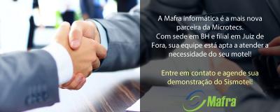 Nova parceria, Mafra, Microtecs, Sismotel